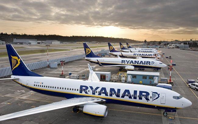 Фото: Ryanair може почати польоти в Україну