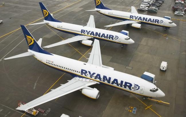 Лоукостер Ryanair запустит рейсы из Украинского государства еще прежде, чем предполагалось