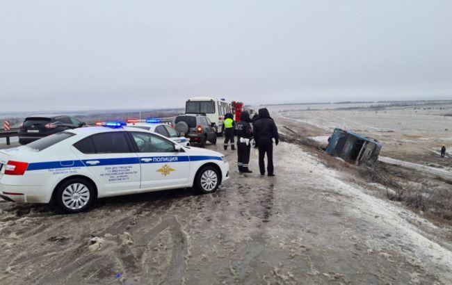 МИД проверяет наличие украинцев среди жертв ДТП в России