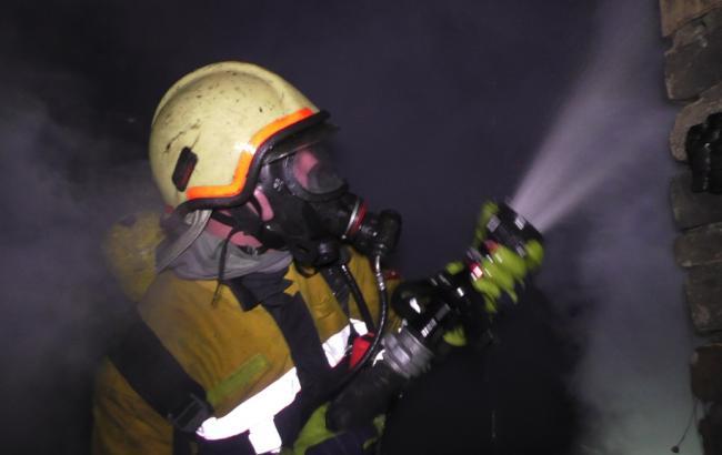 Фото: у Чернігівській області сталася пожежа в будівлі школи