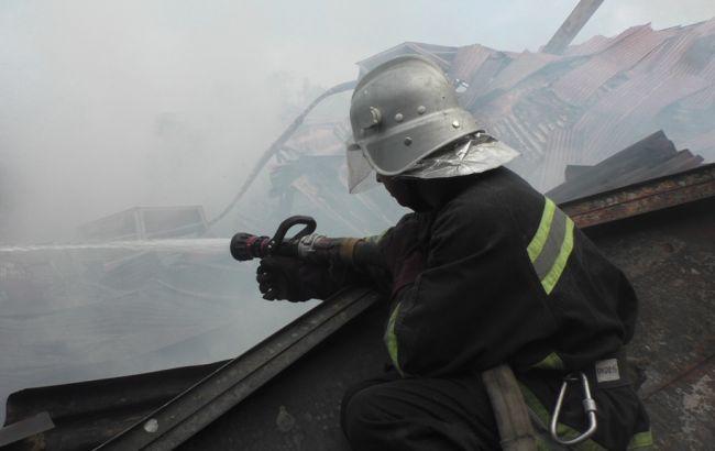 Фото: рятувальники ДСНС
