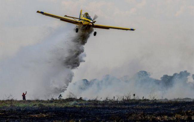 В Бразилии разбился легкомоторный самолет. Все находившиеся на борту погибли