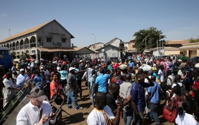 Президент Гамбии согласился передать власть лидеру оппозиции