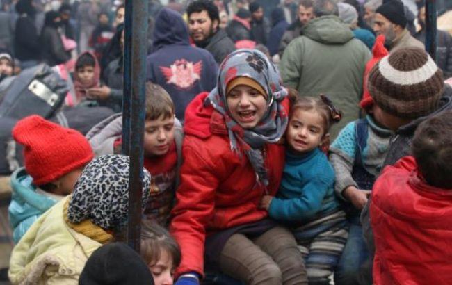 Красный Крест ждет восстановления эвакуации граждан восточного Алеппо 18декабря