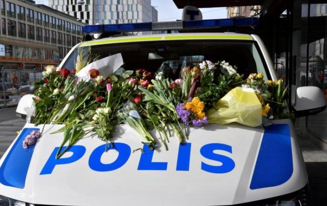 Фото: полиция Стокгольма