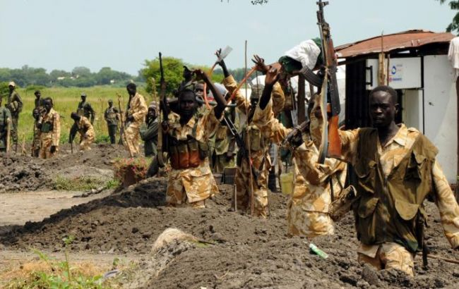 Фото: Народная армия освобождения Судана