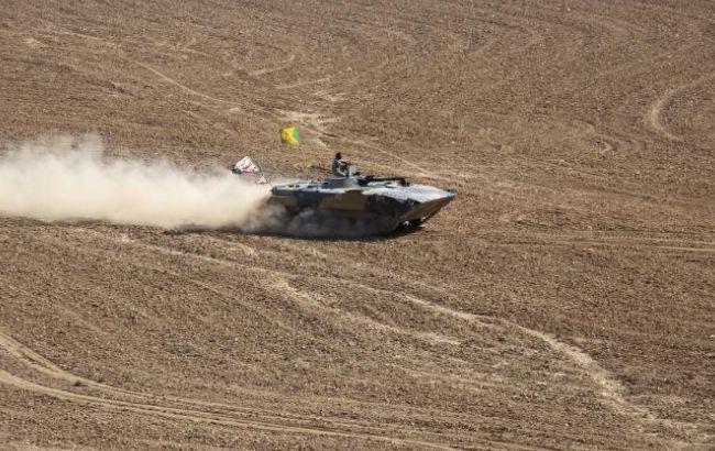 Фото: військові зайняли східну околицю Мосула