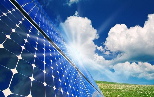 Фото: Солнечные батареи