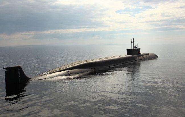 Фото: субмарины РФ обнаружены у берегов Латвии