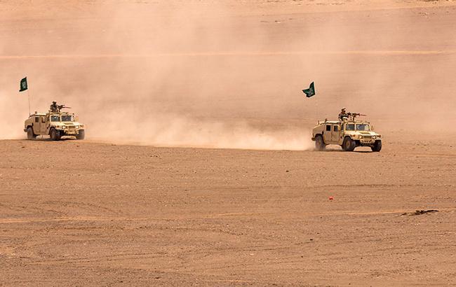 Фото: военные Саудовской Аравии (flickr.com-NY National Guard)