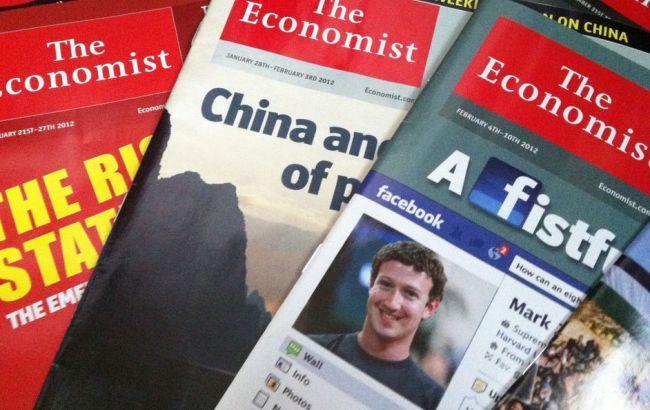 Британская бизнес-группа продала журнал The Economist итальянцам