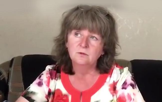Світлана Агєєва (кадр з відео YouTube/novayagazeta.ru)