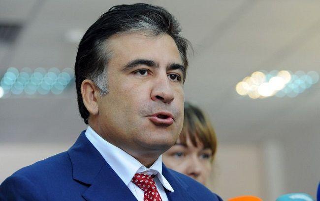 Саакашвили подписал соглашение о помощи Госдепа США Одесской обл