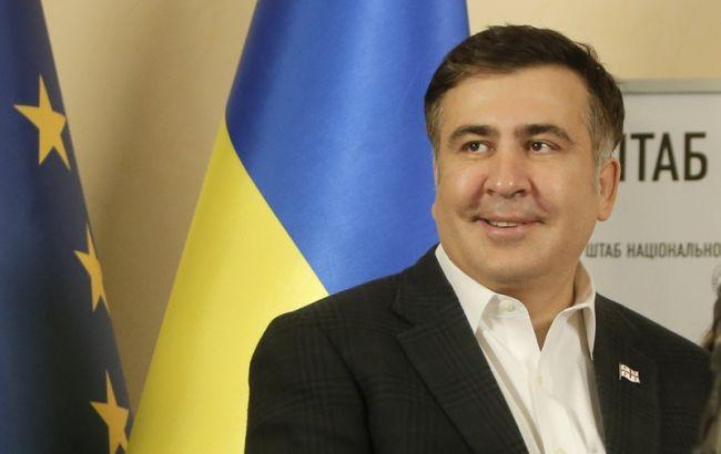 Україна відмовила Грузії в екстрадиції Саакашвілі