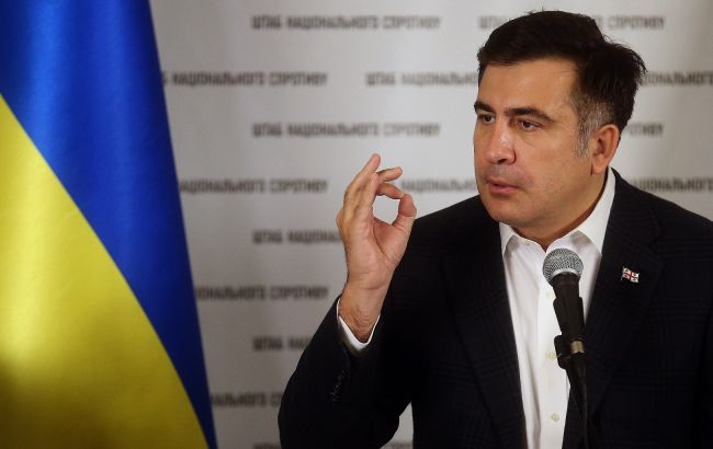 Саакашвили обещает помешать концерту Тимати в Одессе