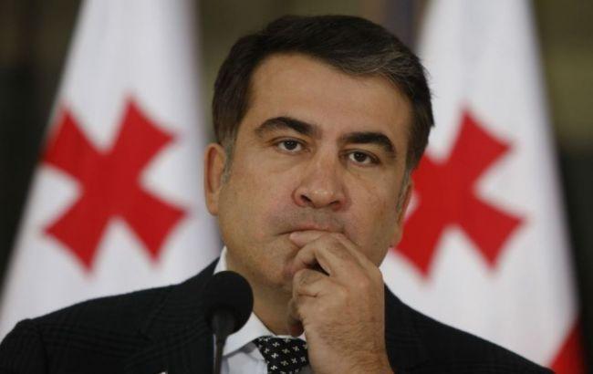 Саакашвілі втратив громадянство Грузії