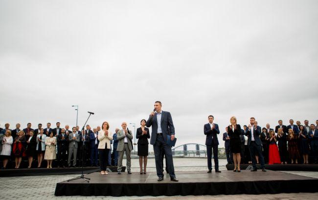 Кличко задає європейський тон своєю передвиборчою кампанією, - експерт