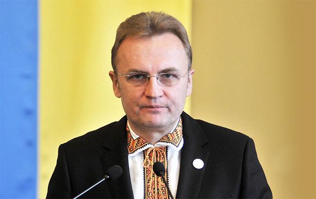Садовый на прошлой неделе встречался с экс-главой Одесской ОГА Михаилом Саакашвили