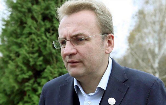 Мэр Львова Андрей Садовой задумался об экономическом патриотизме