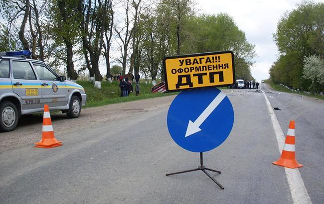 Жахлива аварія уЛуцьку: один загинув, двоє в лікарні