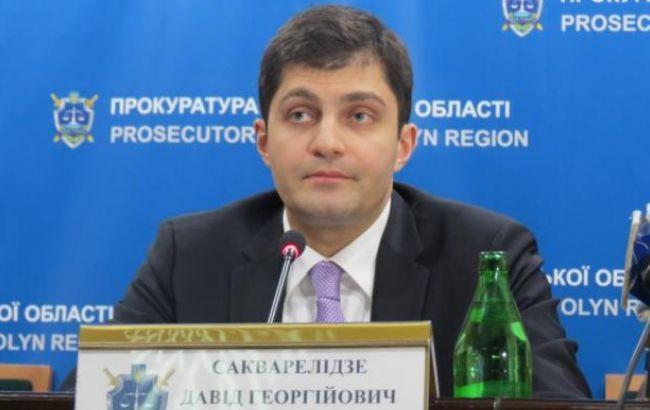 Собеседования на должность местных прокуроров будут транслироваться онлайн, - Сакварелидзе