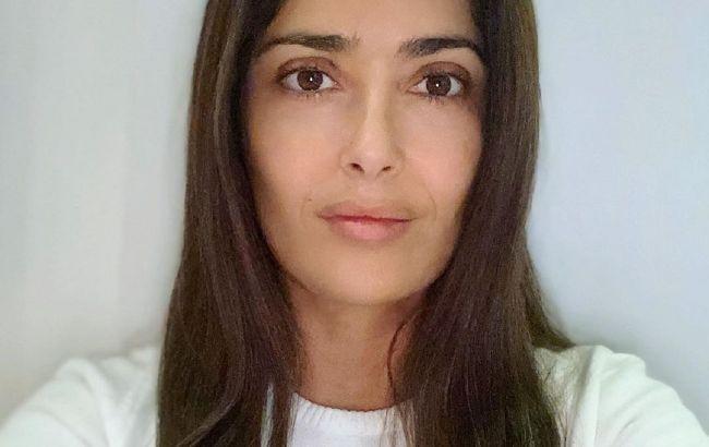 Молода і свіжа: 53-річна Сальма Хайєк вразила мережу красою у новому відео