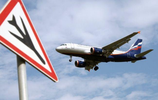 Фото: повітряний простір над аеропортом Сімферополя буде закрито з 8.30 до 12.30