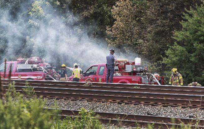 Фото: откуда летел самолет, потерпевший крушение в Огайо, пока не известно