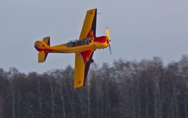Фото: полет на новом планере выполнялся впервые заслуженным 65-летним летчиком-испытателем