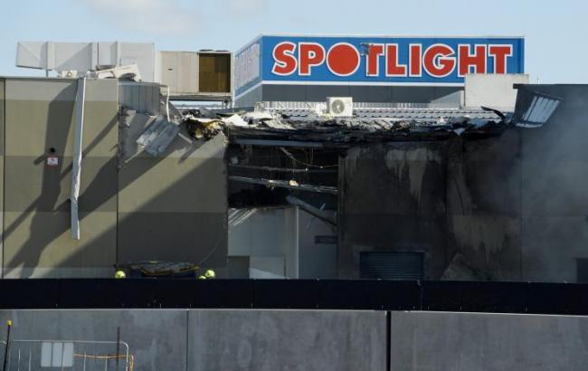 В результате падения самолета в Мельбурне погибли 5 человек