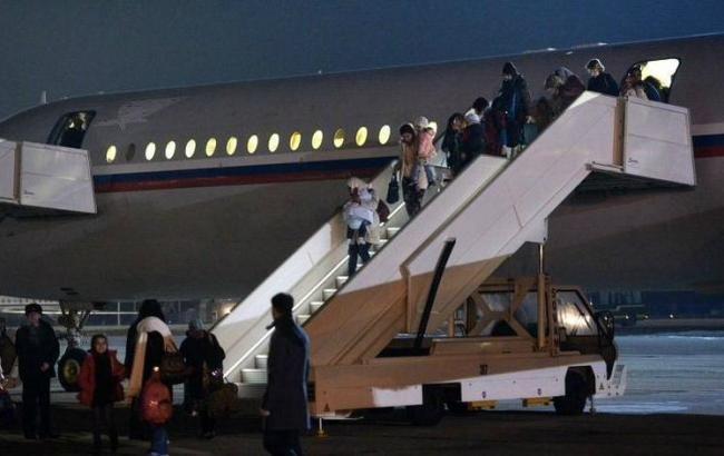 З Ємену до РФ евакуйовано 150 осіб, серед яких є українці