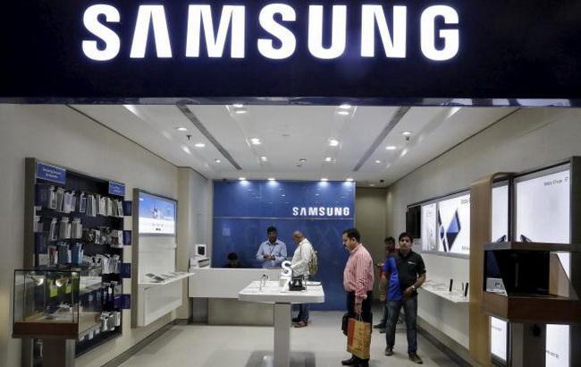 """Фото: південнокорейський виробник споживчої електроніки """"Самсунг"""" (Reuters)"""