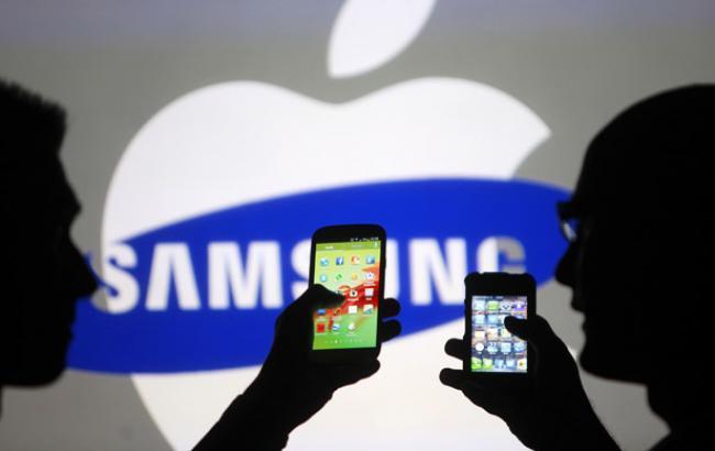 Samsung согласилась выплатить 548 млн долларов за копирование iPhone