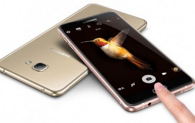 Samsung офіційно представив смартфон Galaxy A9