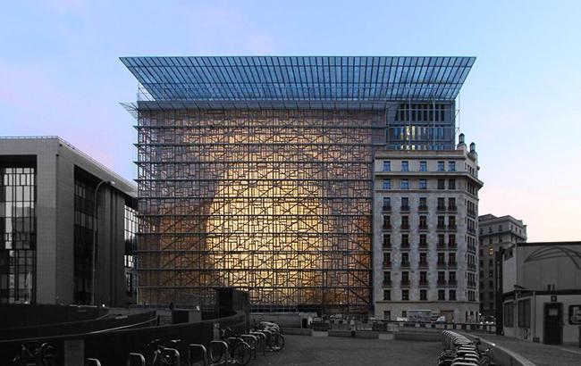 Фото: здание Совета ЕС в Брюсселе (samynandpartners.com)