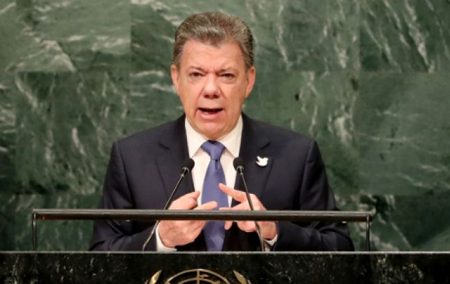Президент Колумбии продлил перемирие сповстанцами