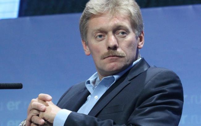 Кремль звинуватив Україну в зриві виконання мінських домовленостей