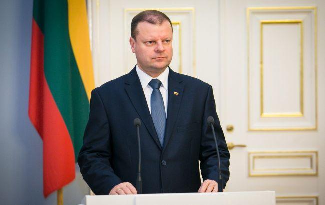 Литовский рынок ждет украинских профессионалов — Премьер