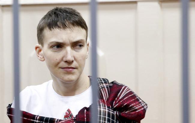 Вивезенням Савченко в РФ керував помічник Суркова