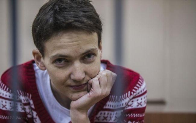 Захист Савченко оскаржив направлення справи до суду Ростовської обл
