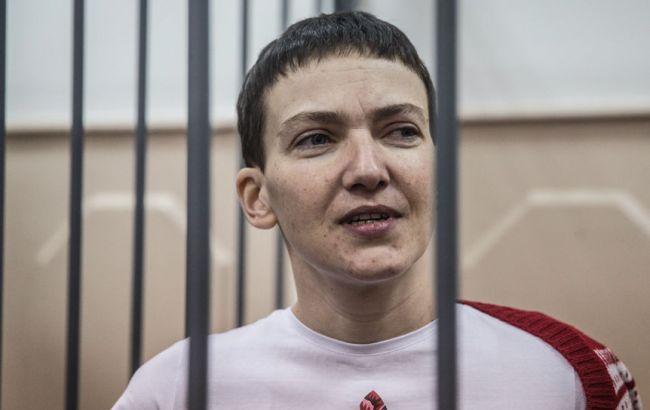 Фото: Ілля Новіков і Надія Савченко