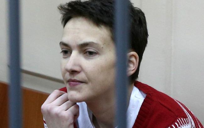 Держприкордонслужба не зафіксувала перетин держкордону пілотом Савченко