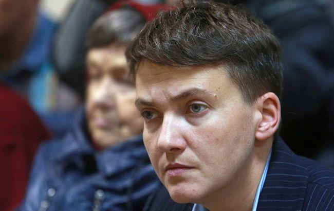 """Фото: Савченко официально больше не входит в фракцию """"Батькивщина"""""""