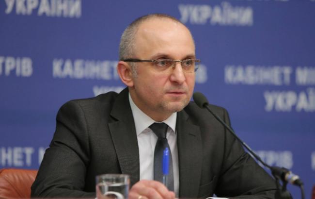 Фото: глава Госэнергоэффективности Сергей Савчук