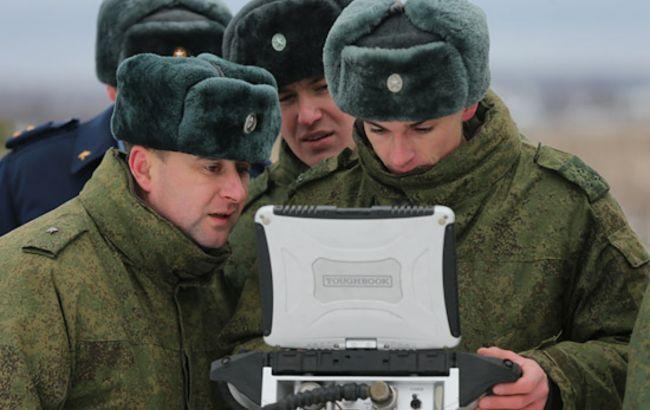 """На Донбассе заметили новейший российский комплекс """"Наводчик-2"""""""