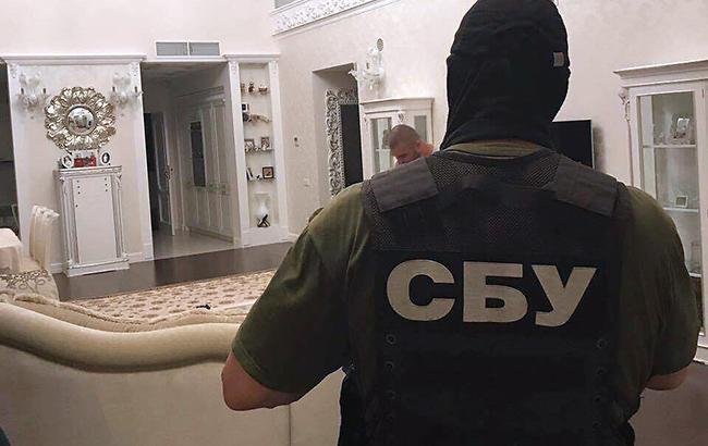 """СБУ і Генпрокуратура проводять обшуки в офісі """"Укрзалізниці"""""""