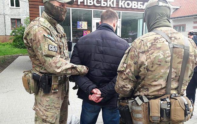 В Украине в 2017 году зафиксировали более тысячи фактов террористической деятельности