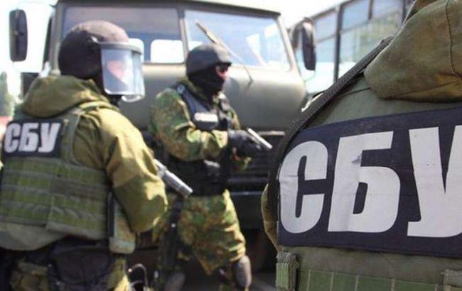 Фото: сотрудники СБУ проведут учение возле Крыма
