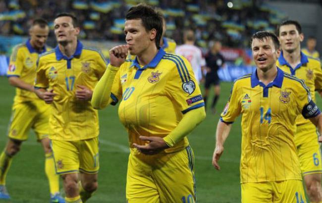 Фото: Сборная Украины в игре (xsport.ua)