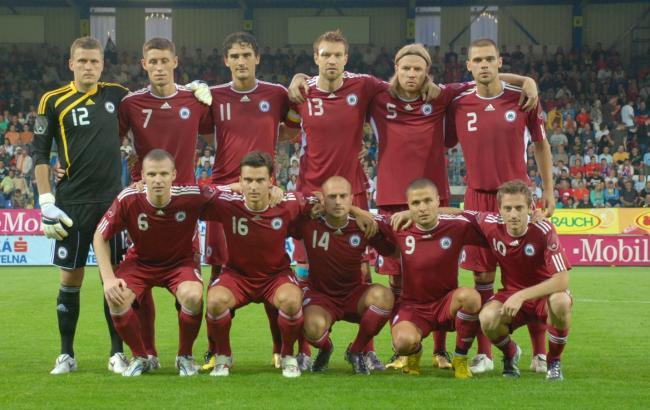 Латвійці готуються до України